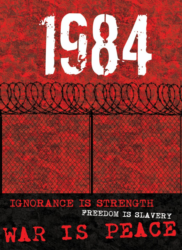 Controversial Books: Nineteen Eighty-Four (1984) by George Orwell