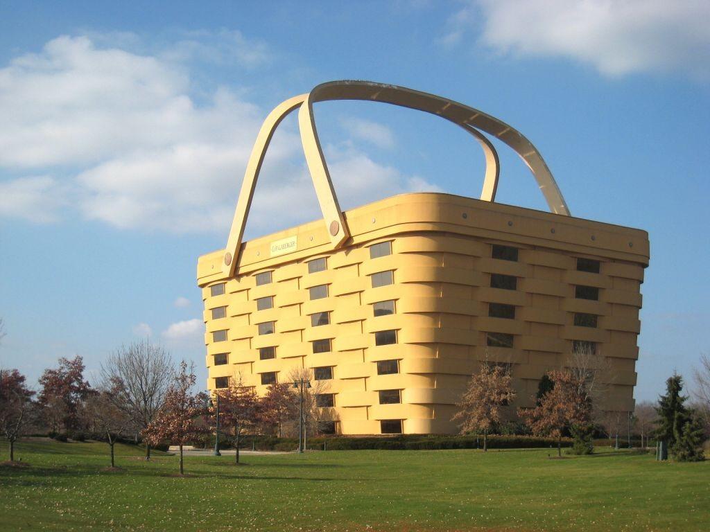 Weird Architecture: Basket Building