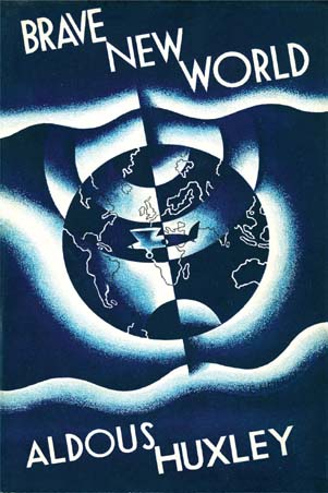 Controversial Books: Brave New World by Aldous Huxley