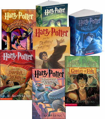 Controversial Books: Harry Potter Series