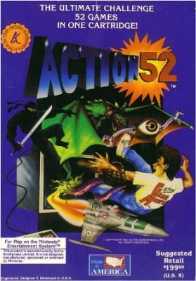 Worst Video Games: Action 52