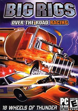 Weird Video Games: Big Rigs - Over the Road Racing