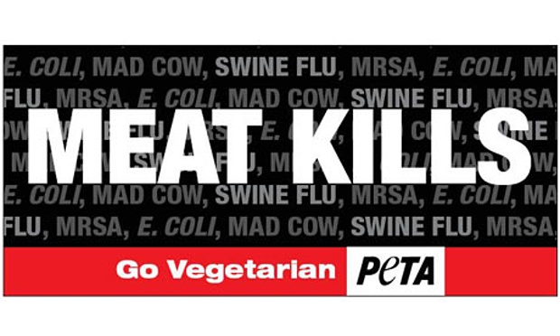 Controversial Ads: Meat Kills