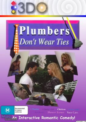 Worst Video Games: Plumbers Dont Wear Ties