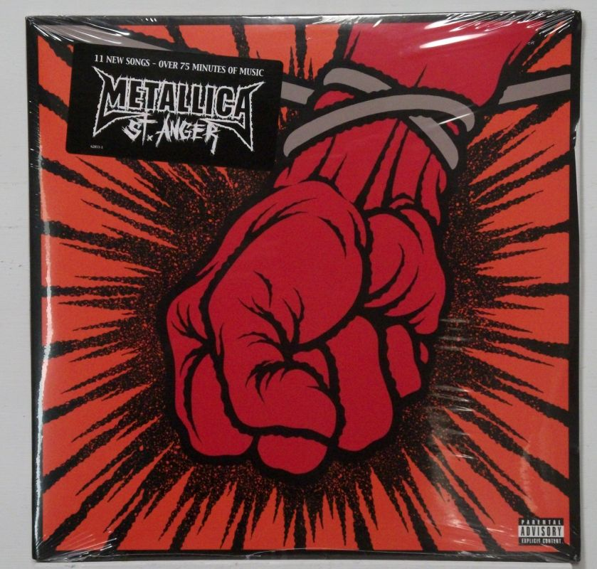 Worst Albums: St Anger