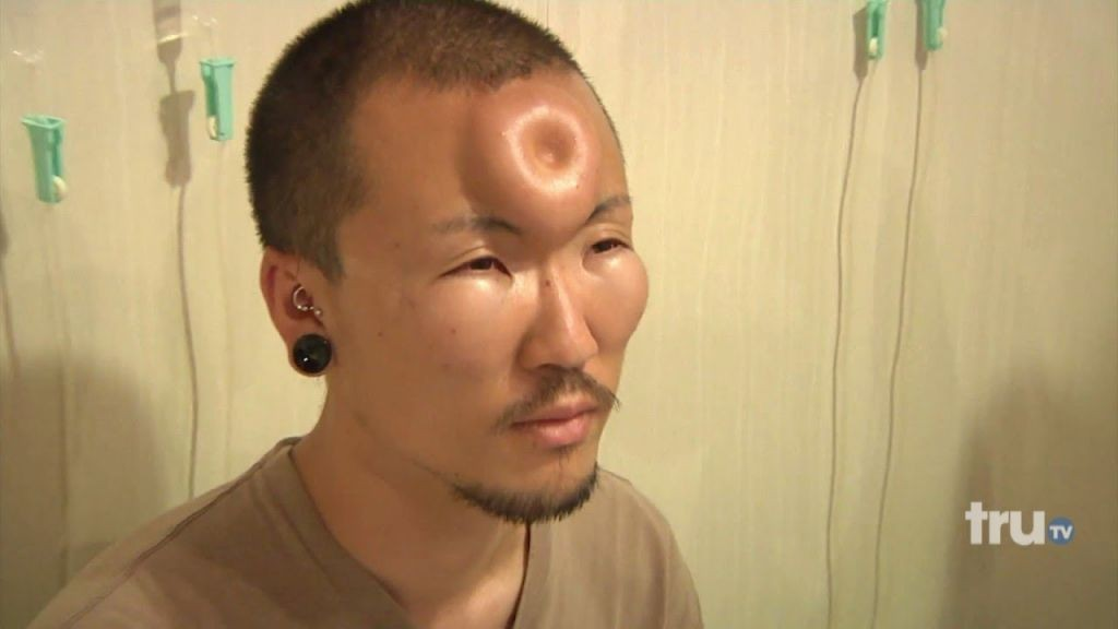 Weird Fashion: Bagel Heads