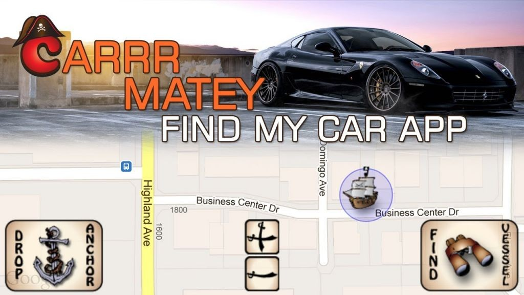 Weird Apps: Car Matey