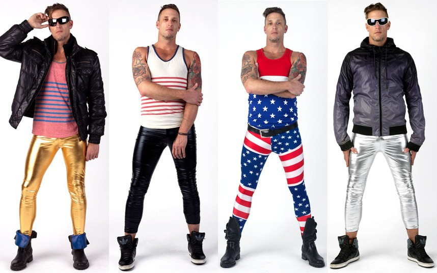 Weird Fashion: Meggings