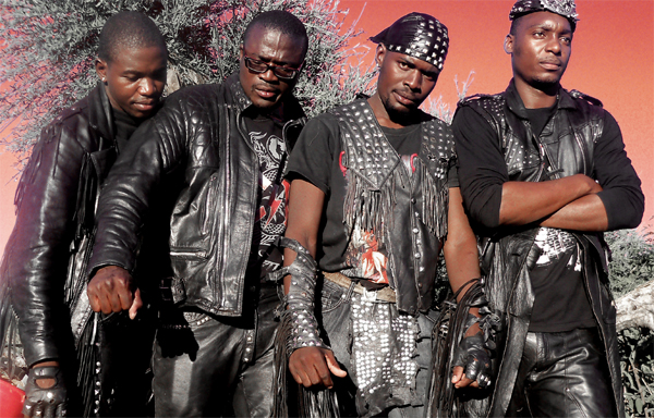 Weird Fashion: South African Metalheads