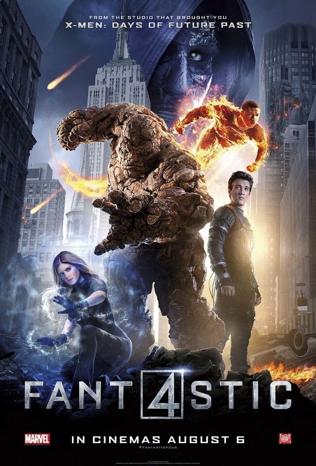 Worst Movies 2015: Fantastic Four