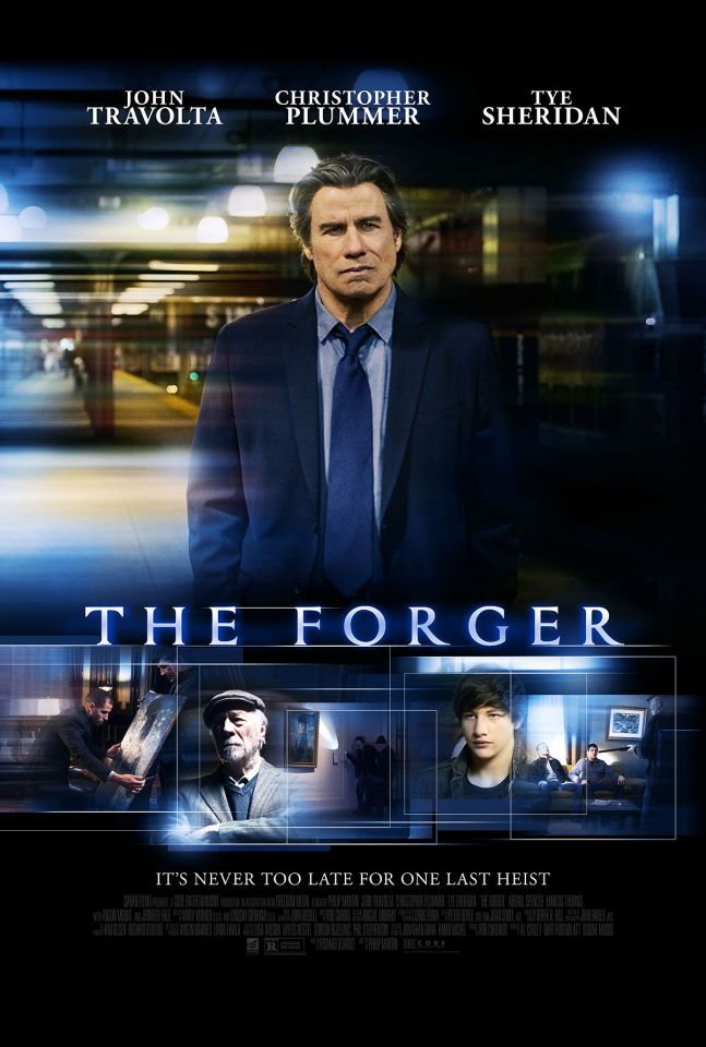 Worst Movies 2015: Forger