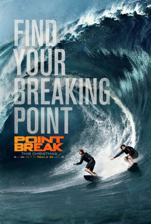 Worst Movies 2015: Point Break