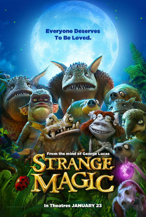 Worst Movies 2015: Strange Magic