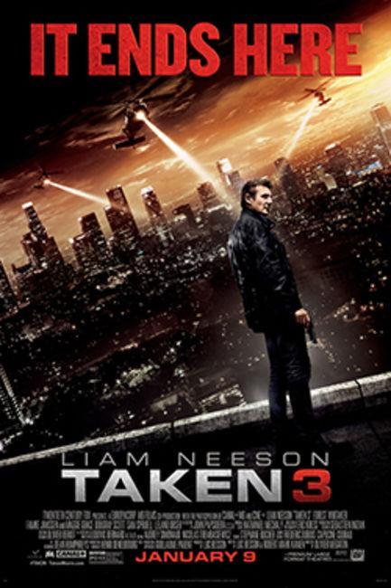 Worst Movies 2015: Taken 3