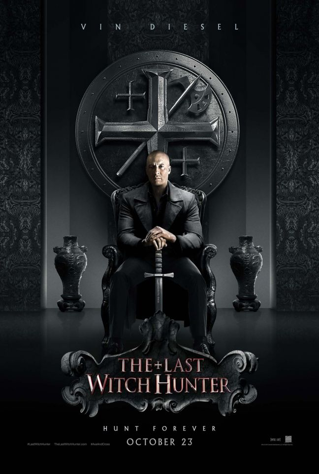 Worst Movies 2015: The Last Witch Hunter